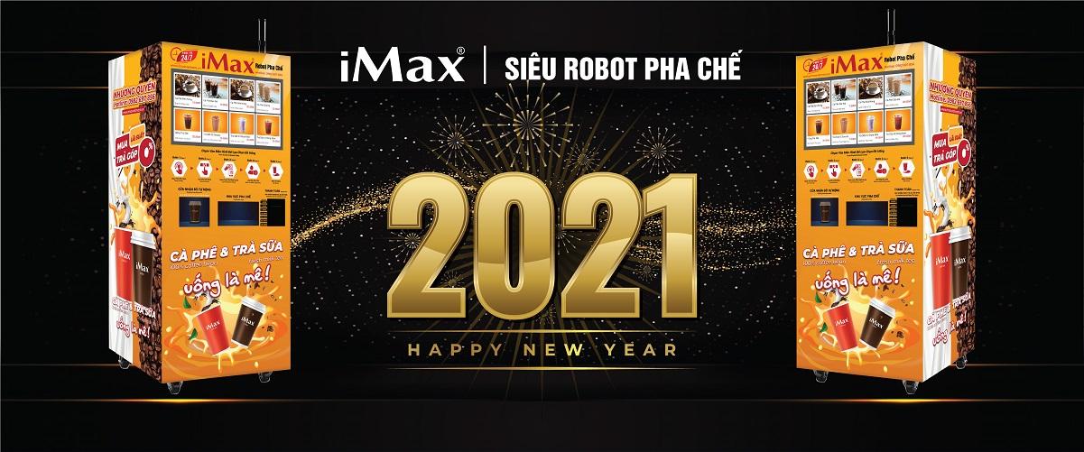 IMAX - happy new year 2021