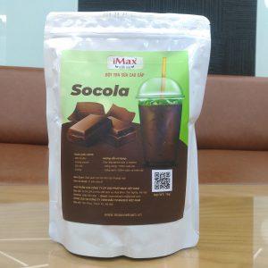 iMax – Bột Trà Sữa Vị Cao Cấp Socola